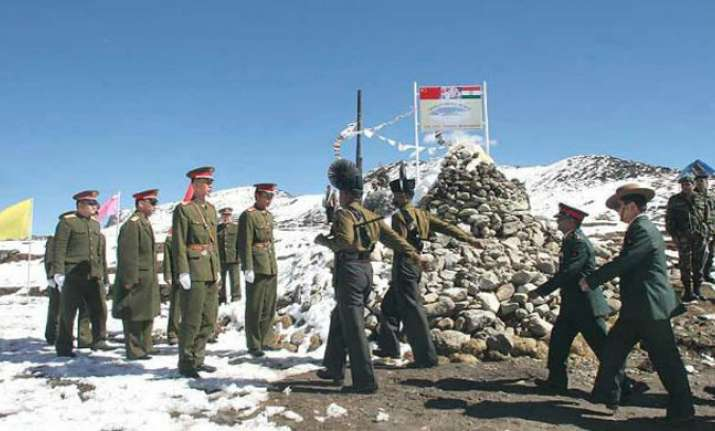 Not aware of scuffle between Indian, Chinese troops in