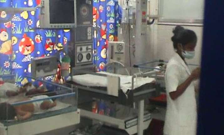 52 infants die in 30 days at govt-run MGM Hospital in