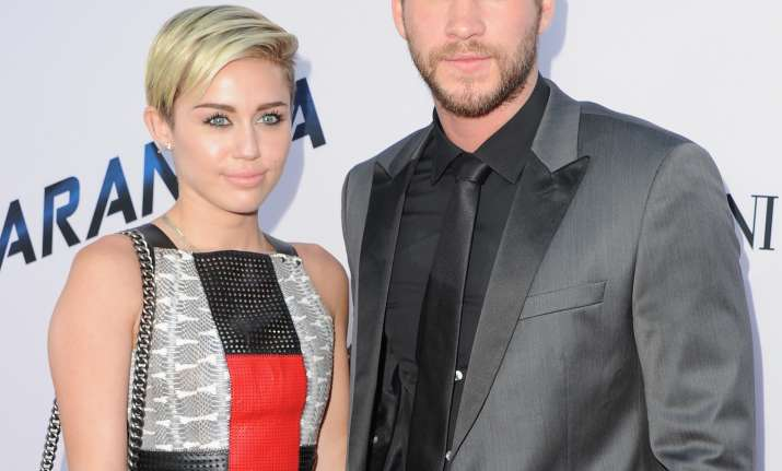 Miley Cyrus Liam Hemsworth already married