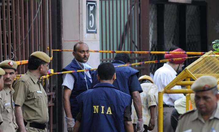 NIA raids 12 locations in Kashmir