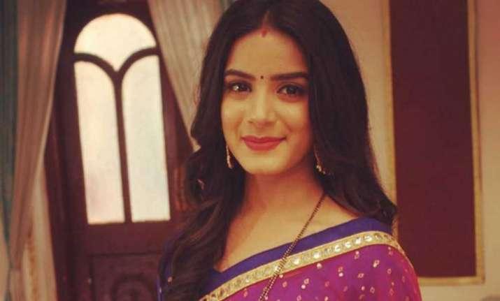 Sasural Simar Ka actress Nikki Sharma gives a sneak peek of