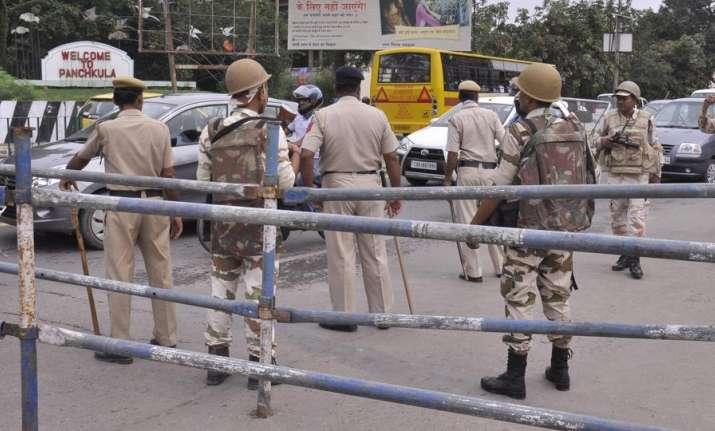 Ram Rahim verdict: Army on standby in Panchkula, Sirsa