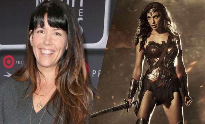 Wonder Woman 2 filmmaker Patty Jenkins delayed talks to