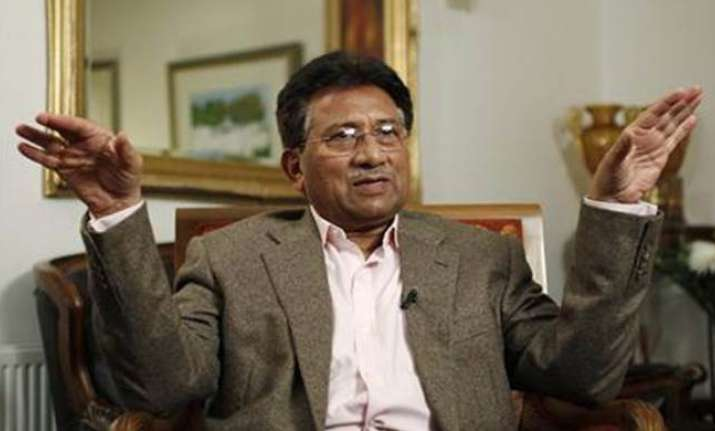 The ATC ordered to forfeit properties of Musharraf, who is