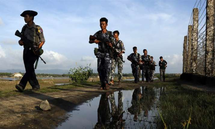 File photo. Militants attacked police and border posts in