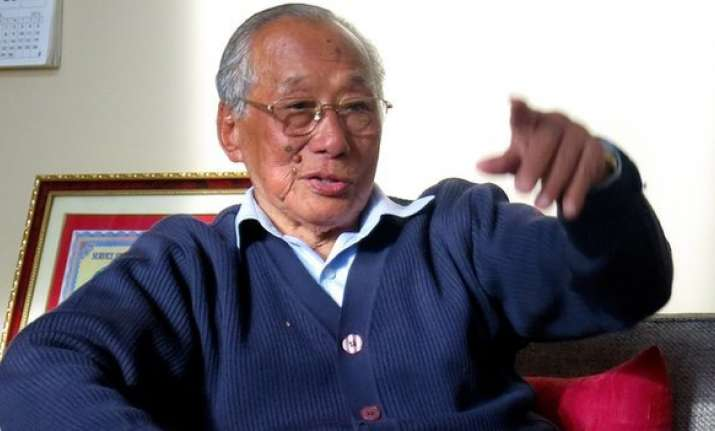 Former Manipur CM Rishang Keishing passes away at 96