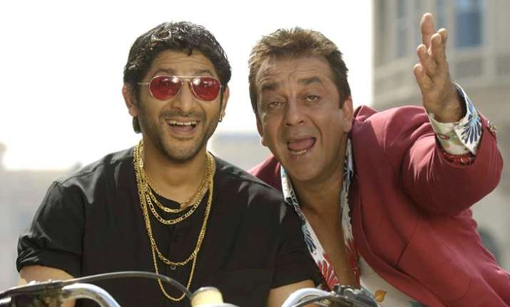 Good news for Sanjay Dutt fans Munna Bhai 3 on the cards