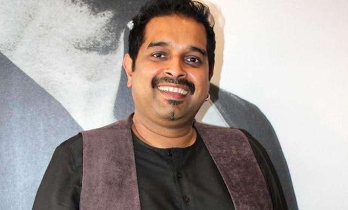 Shankar Mahadevan: Wish to create international-level