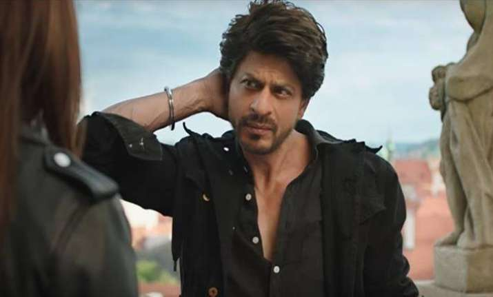 Jab Harry Met Sejal star Shah Rukh Khan says he's high on