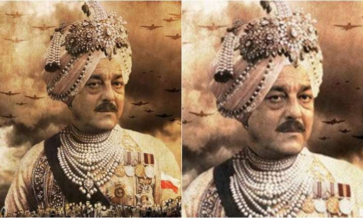 The Good Maharaja first look Sanjay Dutt looks royal in