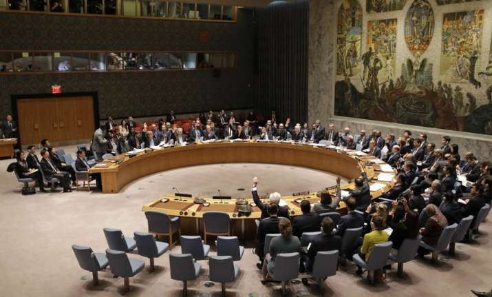 UN Security Council unanimously approves punishing new