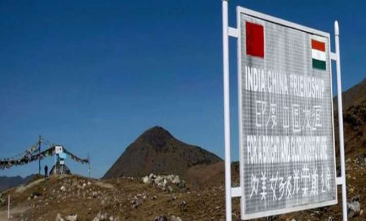 Day after Beijing's foiled incursion bid, India, China