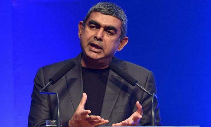 Quitting Infosys one of hardest decisions of my life, says
