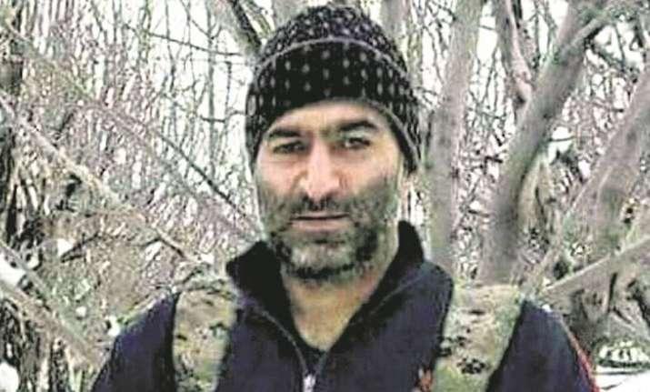 Hizbul commander Yasin Itoo 'Ghaznavi'