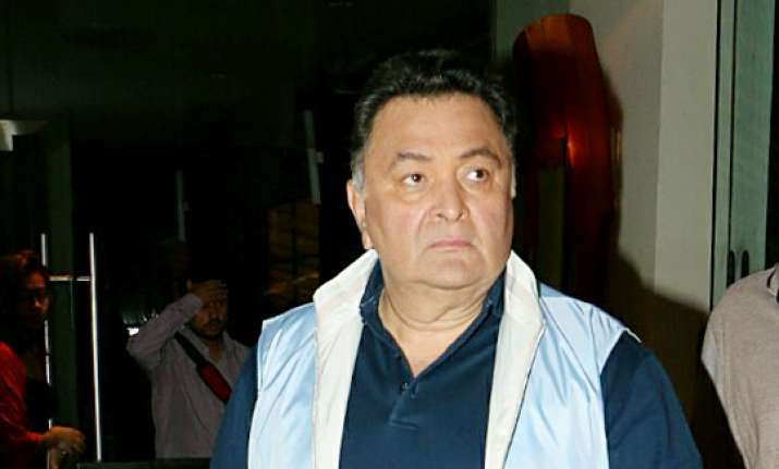 Rishi Kapoor on women empowerment