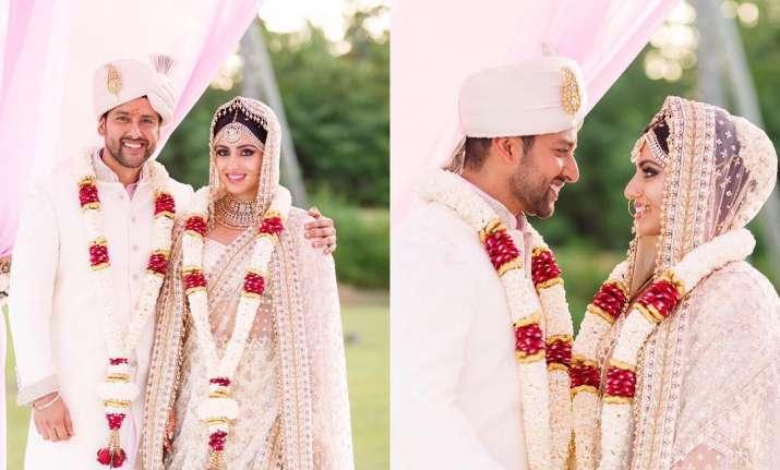 Aftab Shivdasani and Nin Dusanj marriage in Sri Lanka