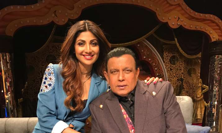 Super Dancer 2 Shilpa Shetty is all praise for Mithun