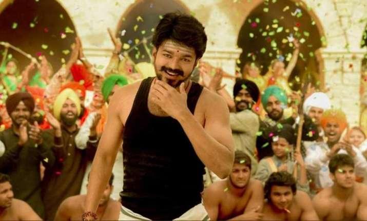 Vijay starrer Mersal teaser gets 20 mn views