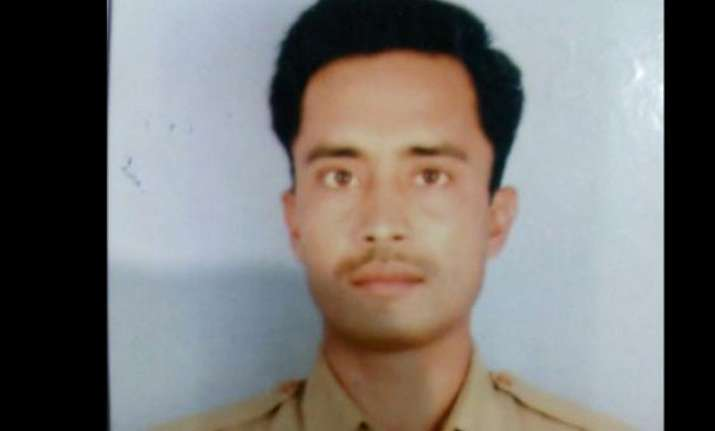 Bahadur, 32, hailed from Vidya Bhawan Naraypur village in