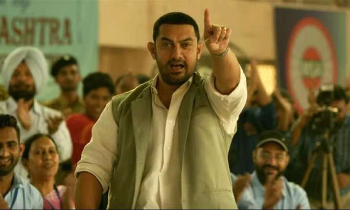 Aamir Khan Dangal becomes highest grossing Bollywood film