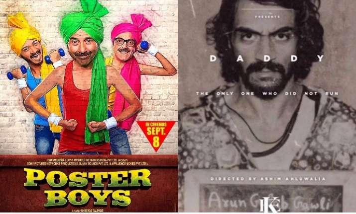 Arjun Rampal starrer Daddy and Sunny and Bobby Deol's