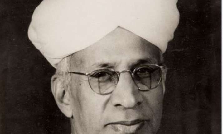 dr radhakrishnan speech