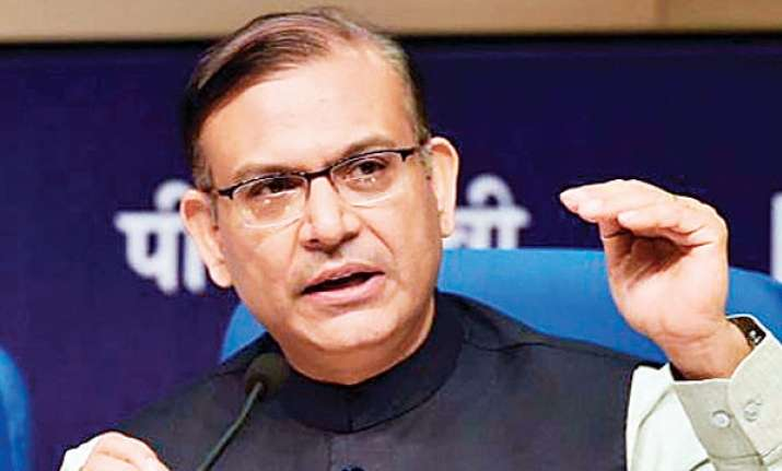 Jayant Sinha, Union Minister of State for Civil Aviation