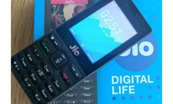 The company says 6 million JioPhone units will be delivered