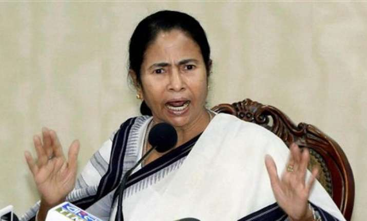 Mamata opposes removal of forces from Darjeeling