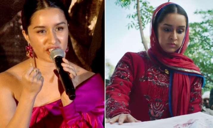 Haseena Parkar: Shraddha Kapoor was happy to put on weight