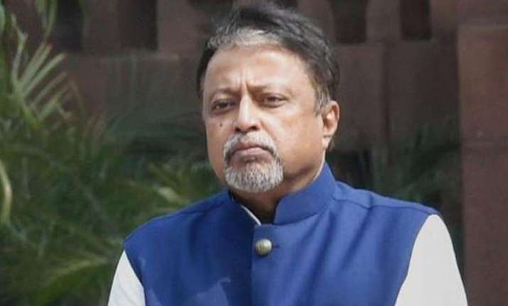 Mukul Roy had been sidelined in the party in the past few