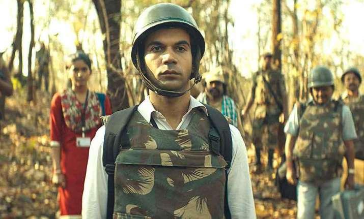 Rajkummar Rao's Newton is India's official Oscar entry