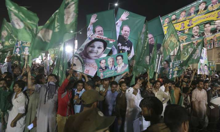 Nawaz's wife Kulssom won NA-120 bypoll where JuD-backed