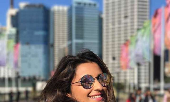 Parineeti Chopra I travel a lot and visit 4 to 5 new