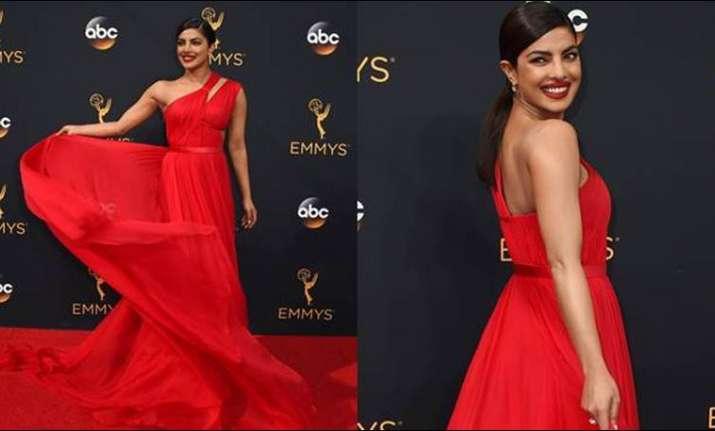 Quantico star Priyanka Chopra to present an Emmy