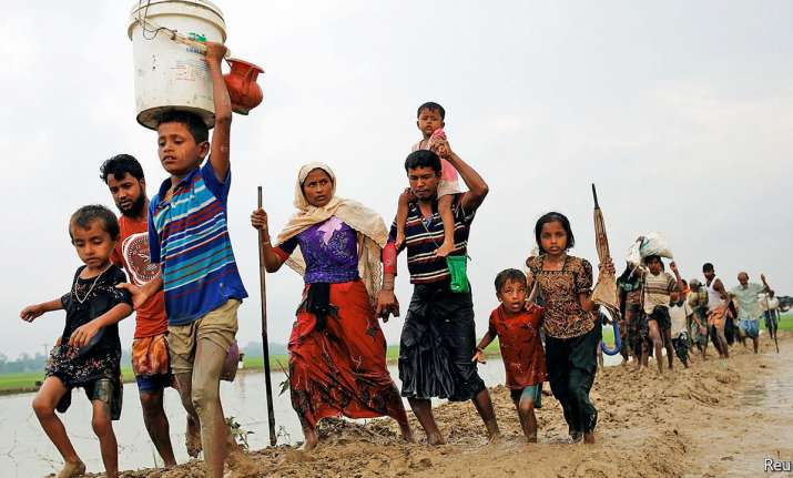 India to send relief materials for Rohingya refugees in
