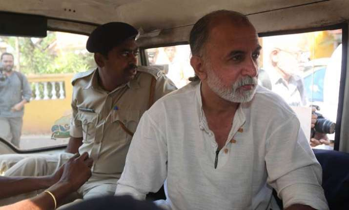 Goa court orders framing of charges against Tarun Tejpal
