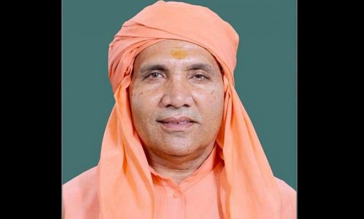Alwar BJP MP Mahant Chandnath