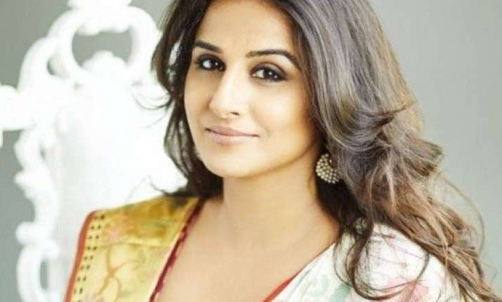 Vidya Balan feels happy that all like minded people are in