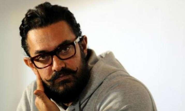 Here's how Aamir Khan reacted on Thugs of Hindostan leak