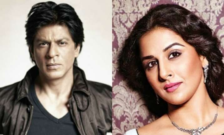 Vidya Balan on SRK's character in Kundan Shah's film