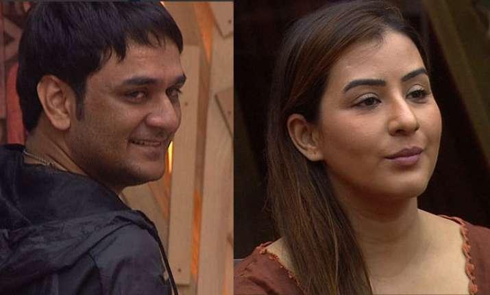 Vikas Gupta Shilpa Shinde patch-up in Bigg Boss 11