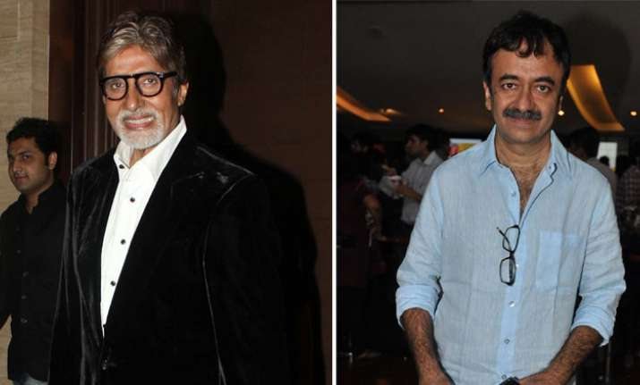 BMC issues notice to Amitabh Bachchan, Rajkumar Hirani and