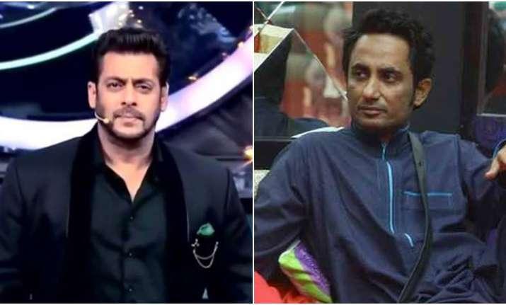 Bigg Boss 11 ex contestant Zubair Khan replies to salman