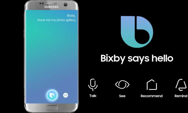 how to open bixby home