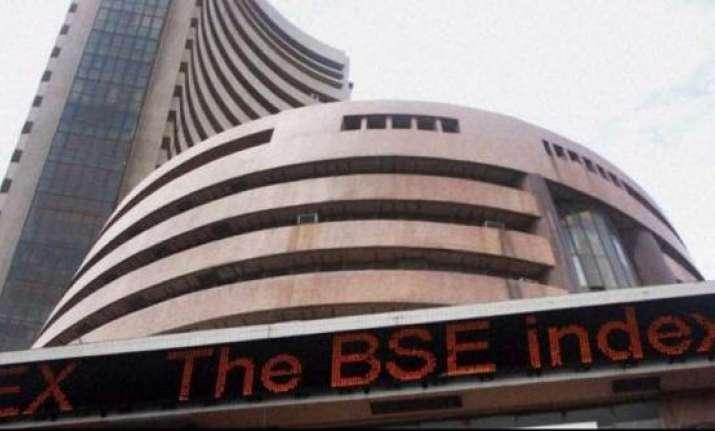 Sensex, Nifty hit new peak