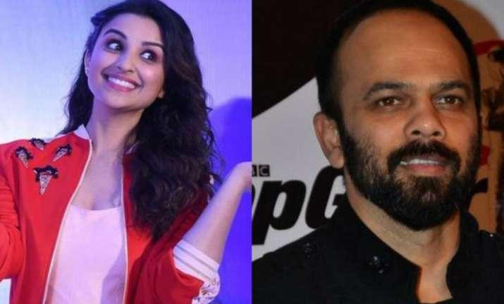 Golmaal Again actress Parineeti Chopra gets early birthday