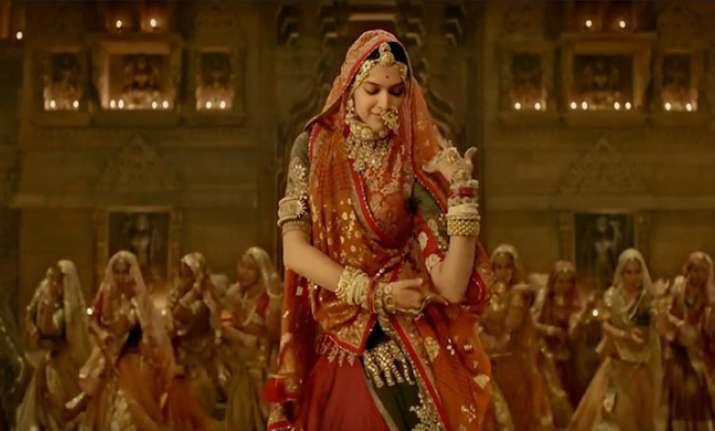 Deepika Padukone on Padmvati Ghoomar song