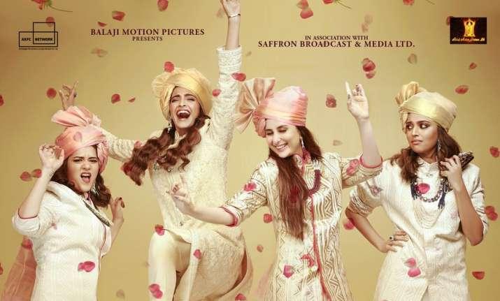Veere Di Wedding new poster
