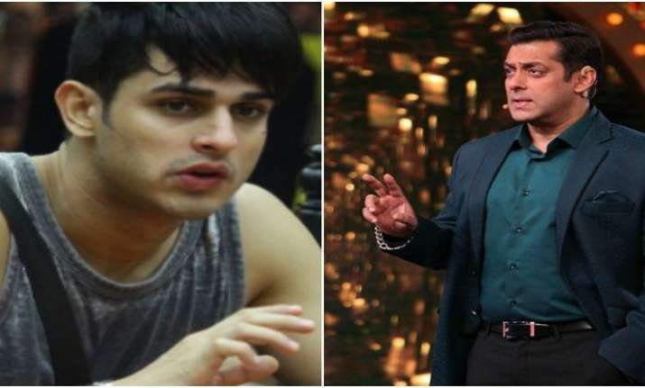 Bigg Boss 11 evicted contestant Priyank Sharma opens up